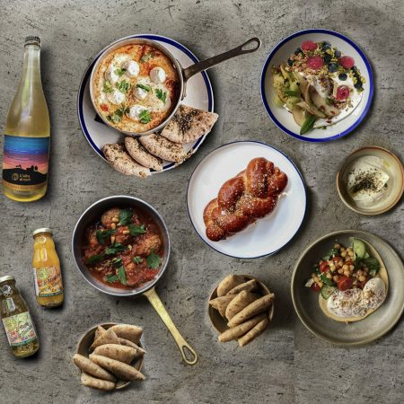 Combo Brunch Family - Bistrot Levante Delivery - Barcelona